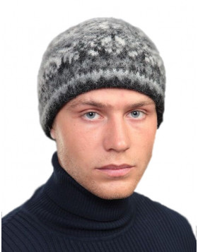 Icelandic Wool Men's Freyja Nordic Toque