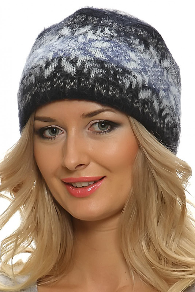 Winter Wool Knit Hat for Women. Nordic Design. Authentic Icelandic Wool. 2  Ply 20865b0e9