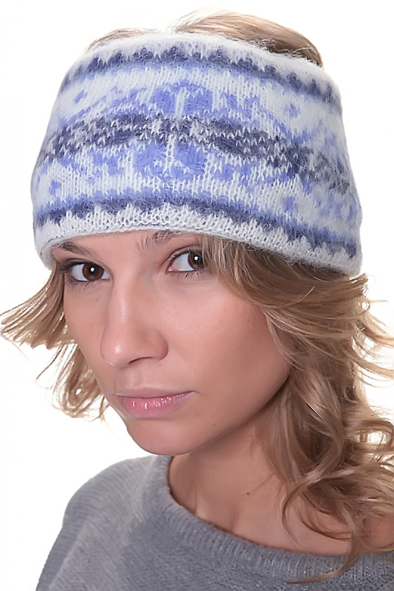 Soft and warm headband. 100  % Icelandic wool.